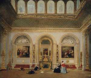 James Digman Wingfield - The Picture Gallery, Stafford House (now Lancaster House)